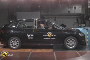 Skoda Scala и еще пять новых авто прошли беспощадные краш-тесты