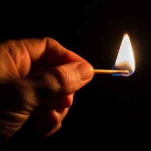 На Полтавщині чоловік підпалив себе після сварки з дружиною