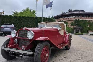 Раритетный Opel 1932 года продают в Украине за 30 тысяч евро