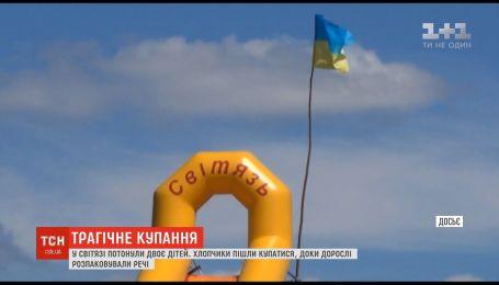 Двое мальчиков утонули во время отдыха на озере Свитязь