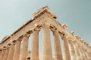 Из-за жары в Афинах ограничили доступ на Акрополь