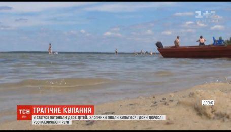 Мальчики девяти и десяти лет утонули в озере на Волыни