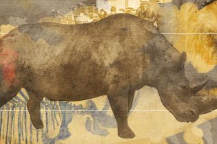 Мамонт и шерстистый носорог. Каких животных ледникового периода нашли на Прикарпатье и что могут найти еще