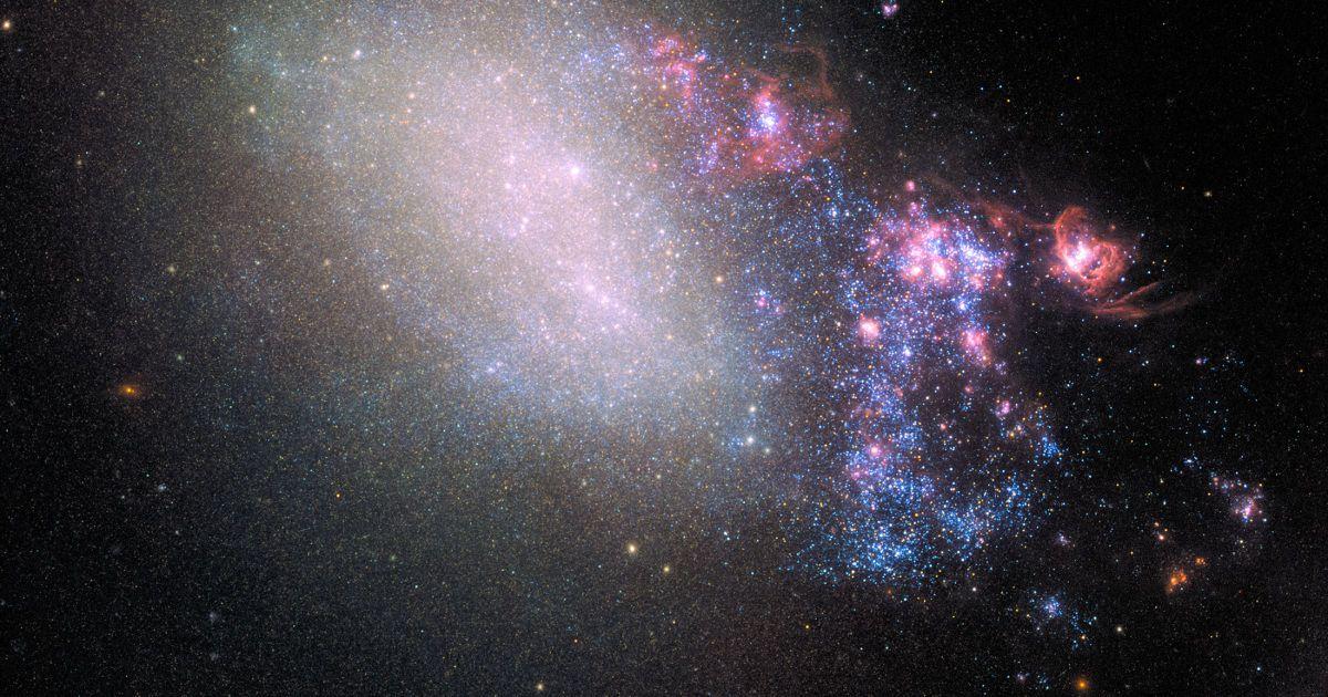 Астрономы впервые изучили атмосферу суперземли. В основном она состоит из водорода и гелия