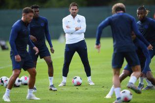 """Лэмпард провел первую тренировку с """"Челси"""", он взял на сбор молодых игроков"""