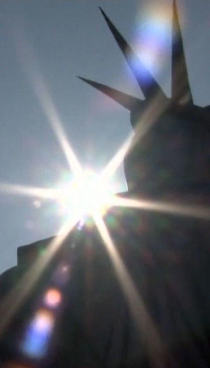 В штате Аляска фиксируют рекордно высокие температуры
