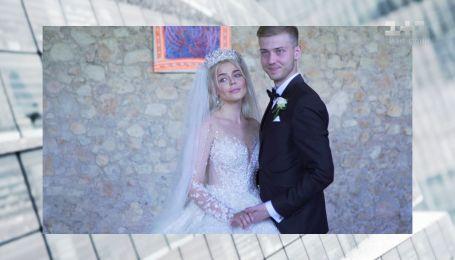 История знакомства Алины Гросу со своим мужем