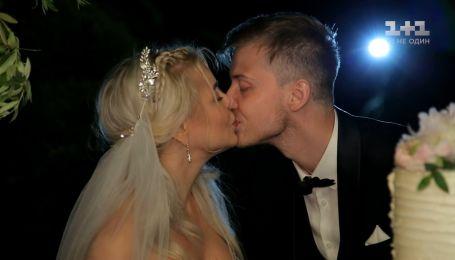 Большая итальянская свадьба Алины Гросу