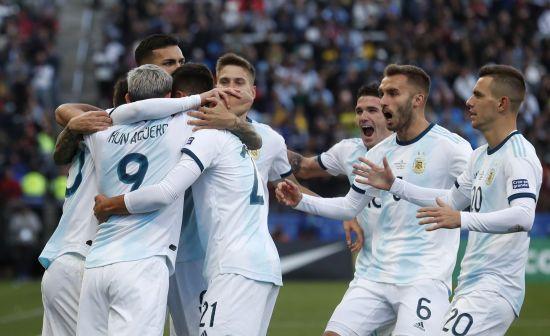 """Аргентина здолала Чилі у матчі за """"бронзу"""" Кубка Америки, Мессі отримав вилучення"""
