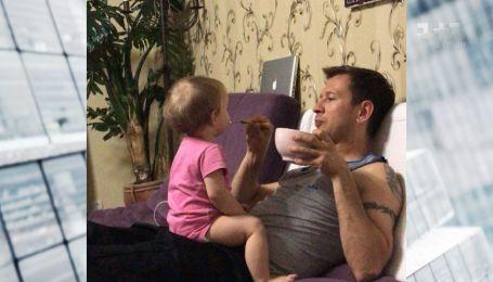 Дмитрий Ступка поделился методами воспитания собственной дочери