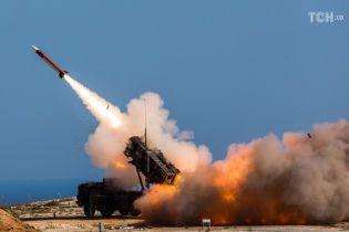 Іран випробував балістичну ракету