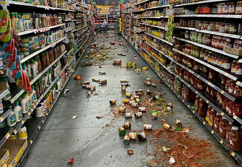 Землетрус у Калыфорнії_1