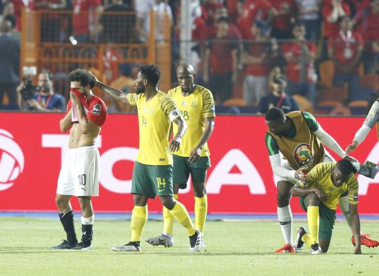 Сенсація на Кубку Африки. Збірна Єгипту з Салахом не зуміла вийти до чвертьфіналу
