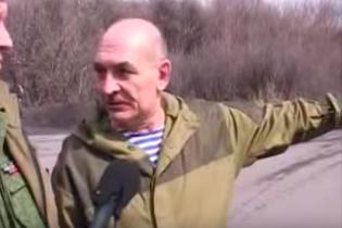 """Справа MH17. Журналісти знайшли відео, де затриманий """"зенітник ДНР"""" нібито зізнається у переховуванні """"Буку"""""""