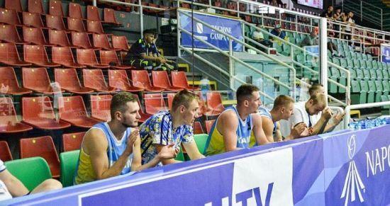 Збірна України з баскетболу пробилася до чвертьфіналу Універсіади