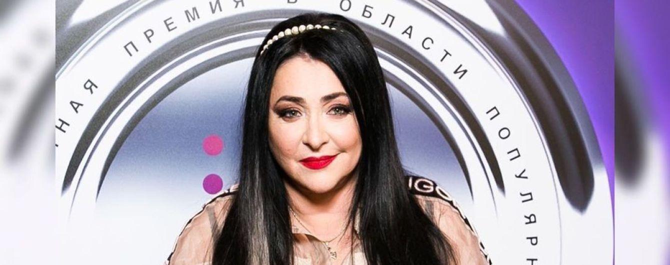 Певица Лолита выступила в оккупированном Донецке