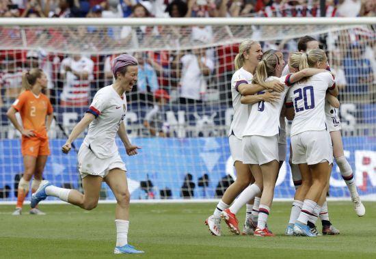 Збірна США виграла жіночий Чемпіонат світу з футболу