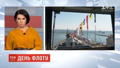 Зеленський розповів про майбутнє ВМС України та як працює над звільненням моряків
