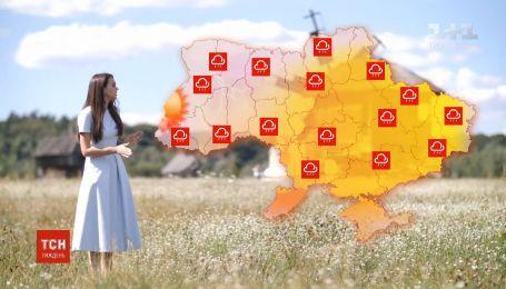 Метеозависимость: Украину ожидают дожди с грозами и похолодание