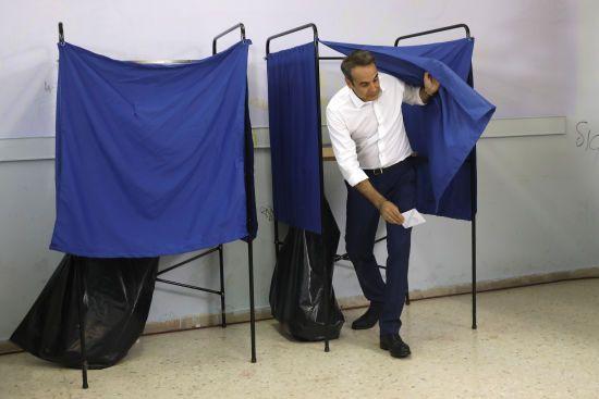 На парламентських виборах у Греції виграла опозиція - екзитполи