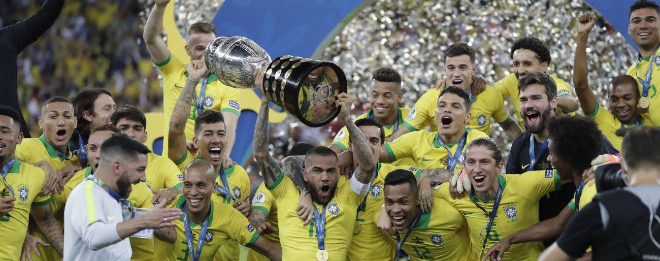 Кубок Америки-2019. Календар і результати матчів