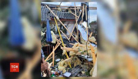 Ураганний вихор поруйнував будинки у Румунії