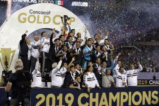 Збірна Мексики обіграла США та завоювала Золотий кубок КОНКАКАФ