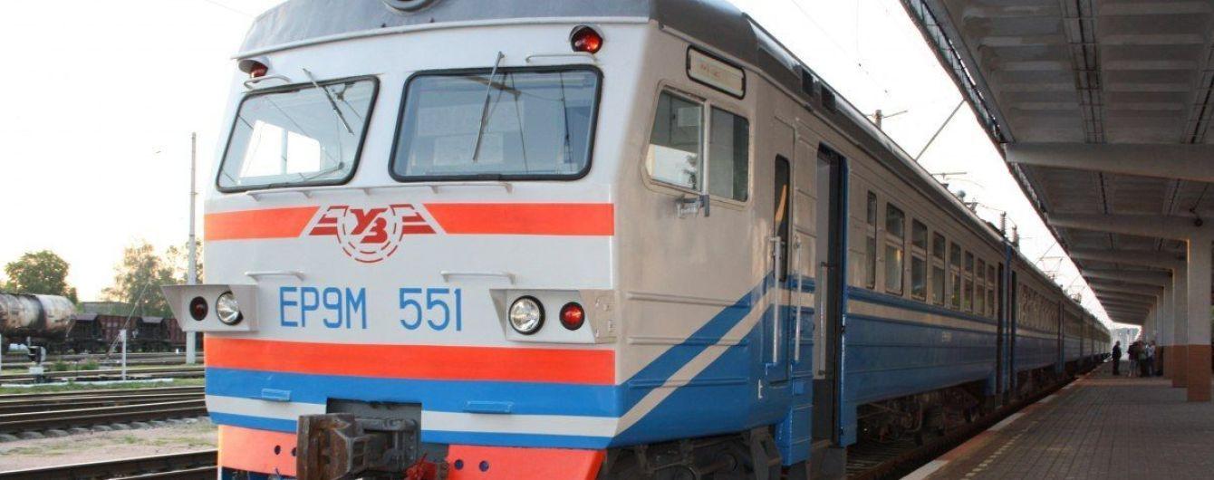 """""""Укрзалізниця"""" відновила рух електричок на Донбасі за маршрутом, який був закритий п'ять років"""