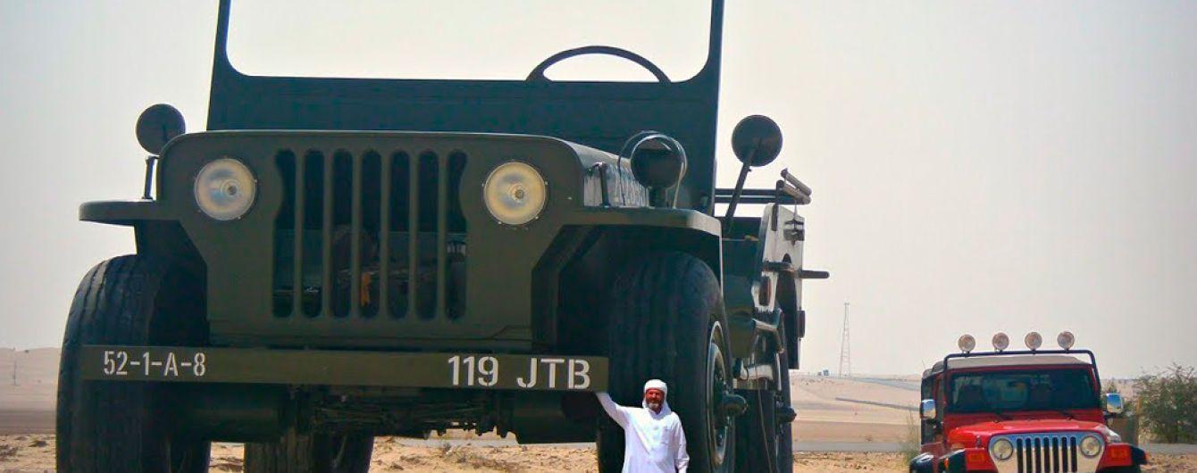 В Сети показали пять безумных машин арабского шейха-коллекционера