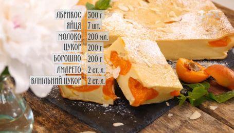 Клафути с абрикосами - рецепты Сеничкина