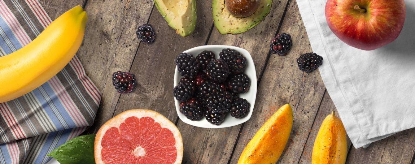 Сколько есть фруктов и ягод в день