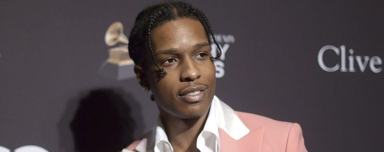 Суд отклонил апелляцию хедлайнеру Atlas Weekend A$AP Rocky по отмене ареста