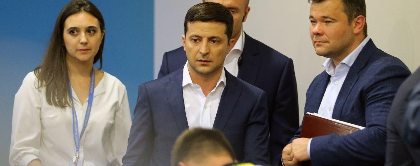 Зеленский внес в Раду предложения по разгрузке Высшего антикоррупционного суда