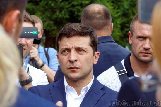 Зеленський запропонував люструвати всіх високопосадовців, які прийшли до влади після Євромайдану