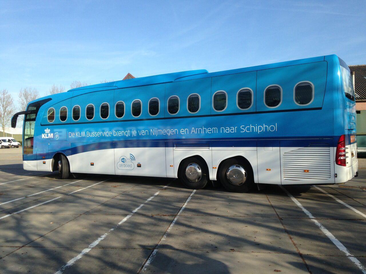 KLM  автобус