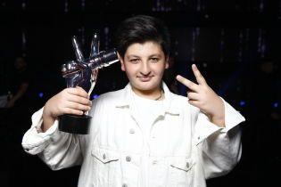 """Переможець """"Голосу. Діти-5"""" Олександр Зазарашвілі поділився першими враженнями свого тріумфу у шоу"""