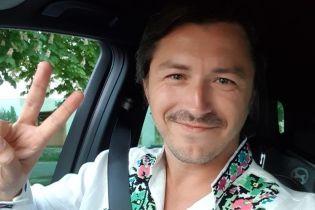 Сергей Притула показался после операции на больничной койке