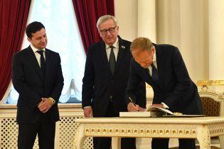 По итогам саммита Украина–ЕС подписали пять соглашений: что это за документы
