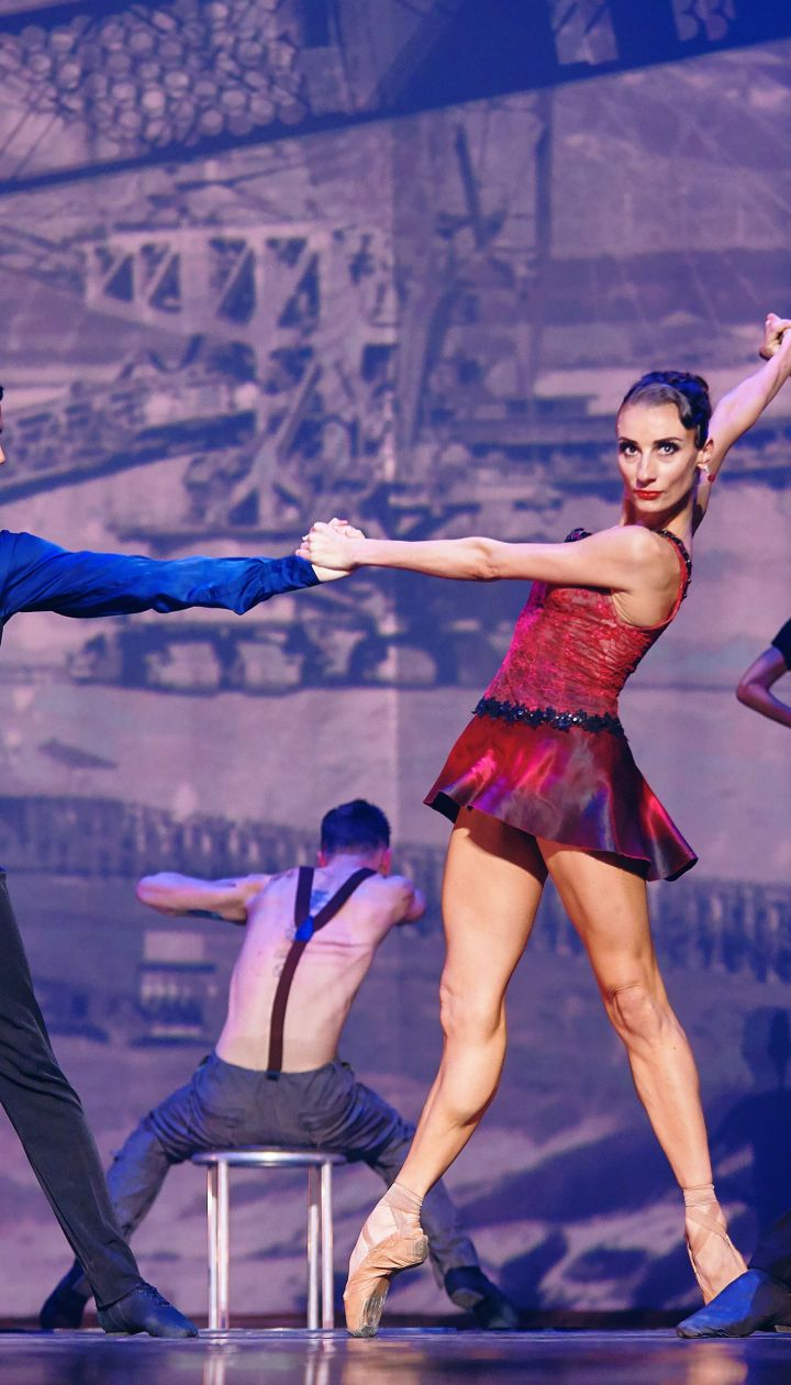 The Great Gatsby Ballet/Пресс-служба