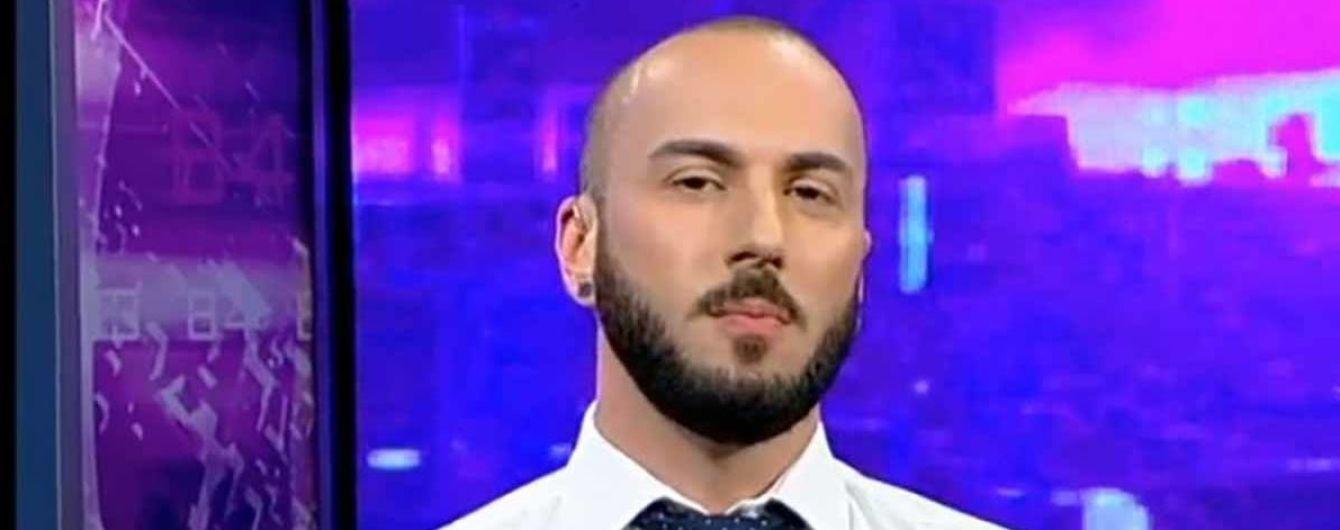 В Грузии наказали телеведущего, который обматерил Путина