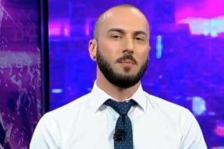 """Керівництво грузинського каналу """"Руставі-2"""" звільнило журналіста, який обматюкав Путіна"""