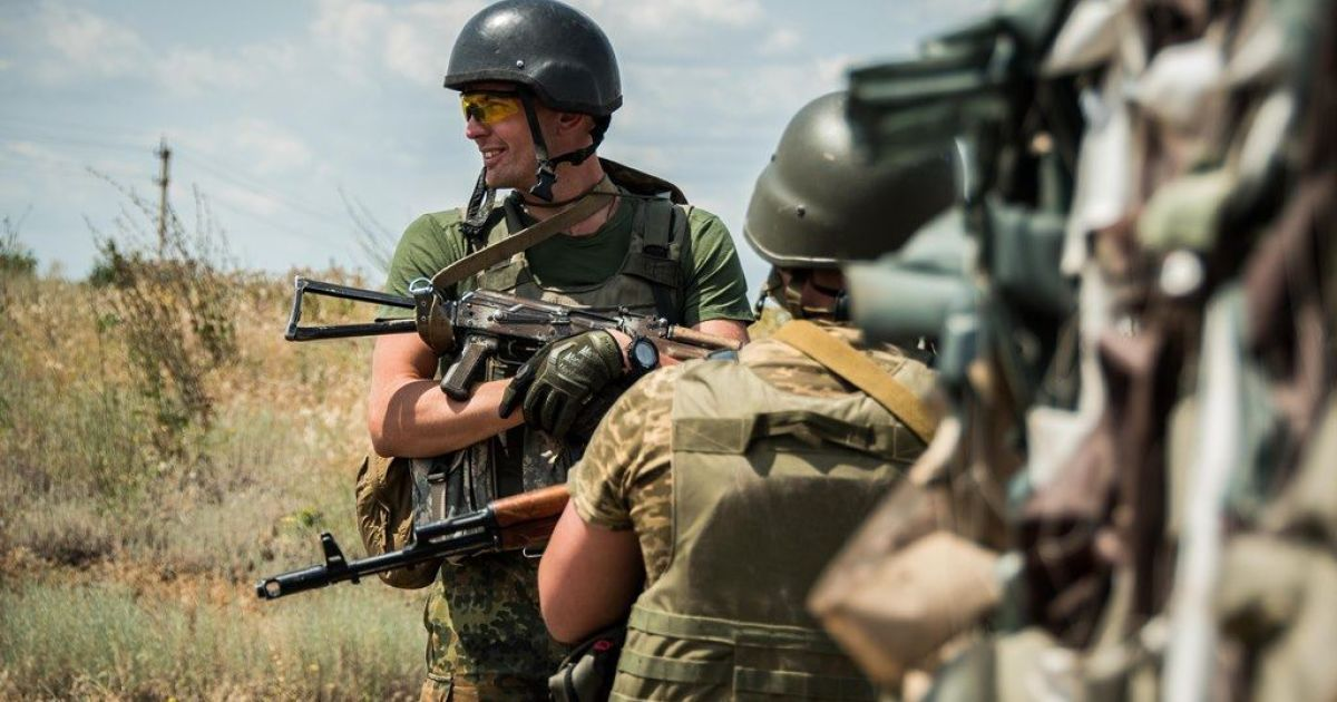 В Украине отмечают День Вооруженных Сил