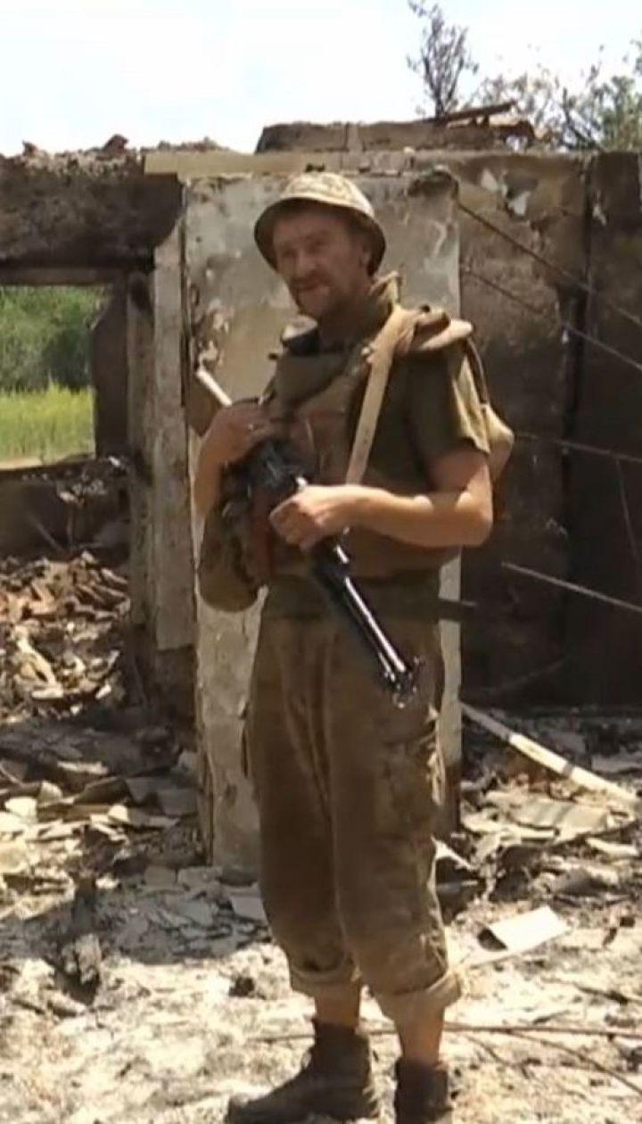 На передовій поруч із окупованою Горлівкою загинув український військовий