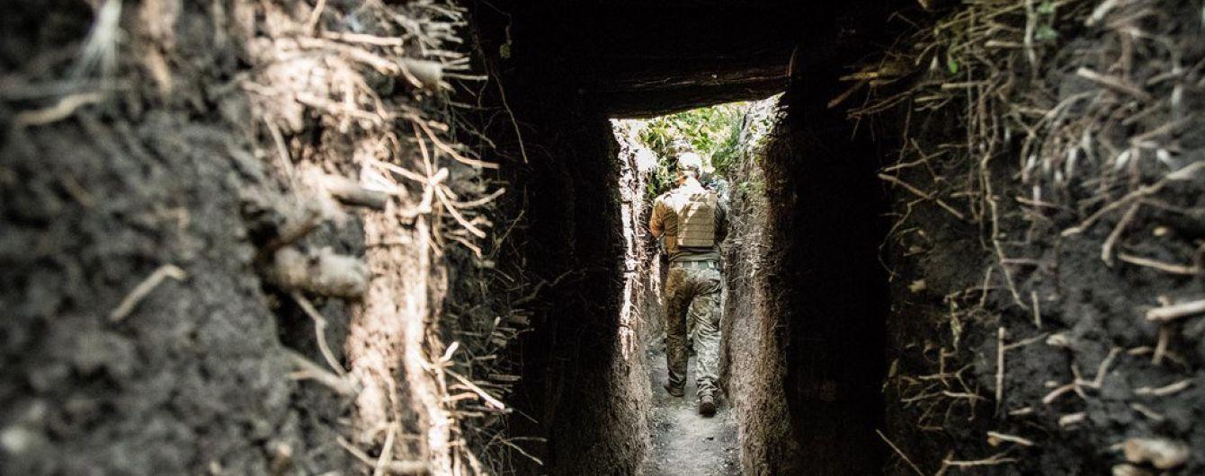 На околицях Донецька загинули двоє українських військових