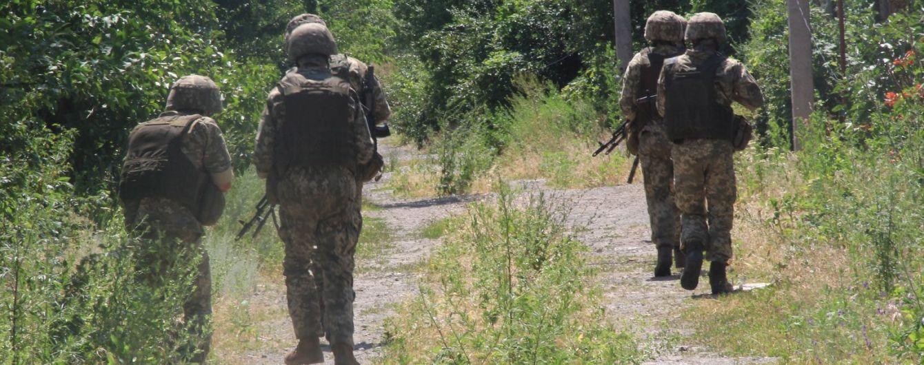Ситуация на Донбассе. Российские боевики били по позициям ВСУ из артиллерии