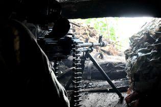 Террористы 9 раз нарушали режим тишины: боец ООС ранен