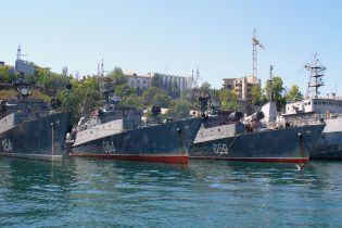 Россия усилила военное присутствие в Азовском море