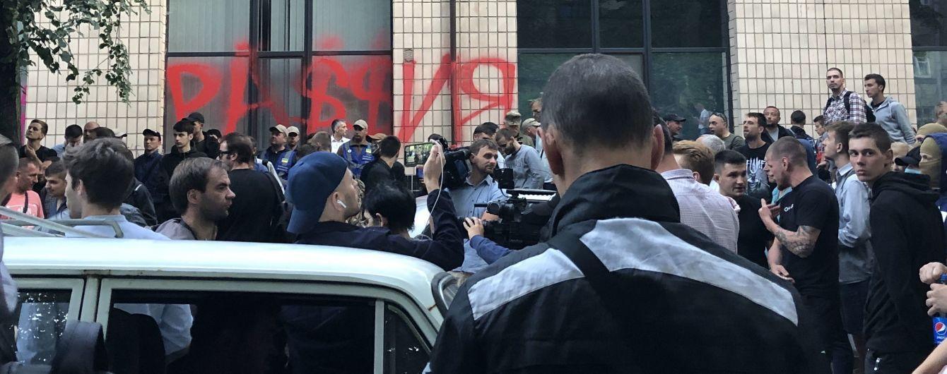 """Нацсовет собирается на внеочередное заседание из-за телемоста NewsОne и """"Россия-1"""""""