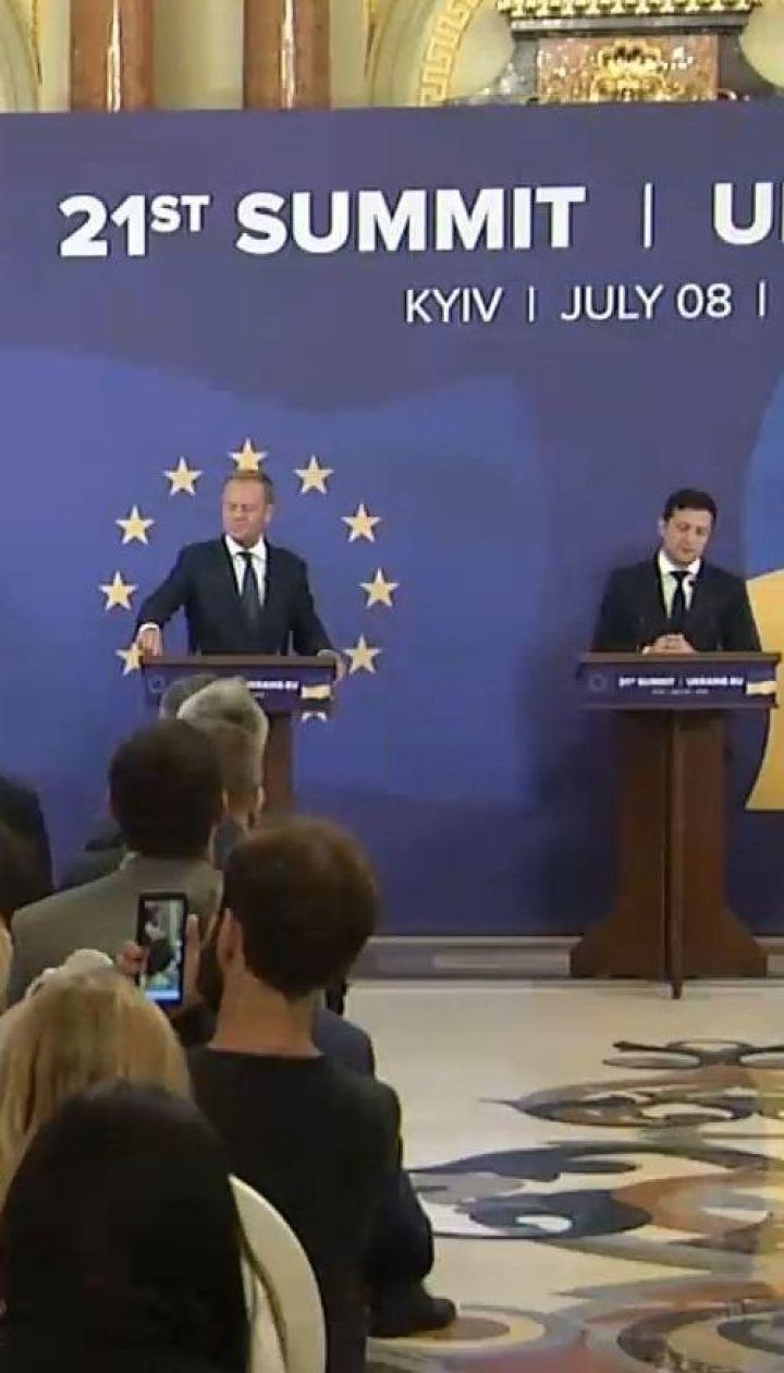 Європейські лідери підтвердили збереження санкцій проти Росії