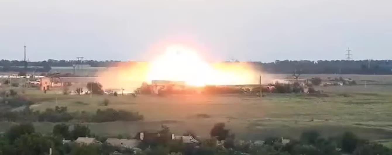 Удар эквивалентом в 250 мин. Боевики показали, как обстреляли позиции ВСУ с противоминной установки